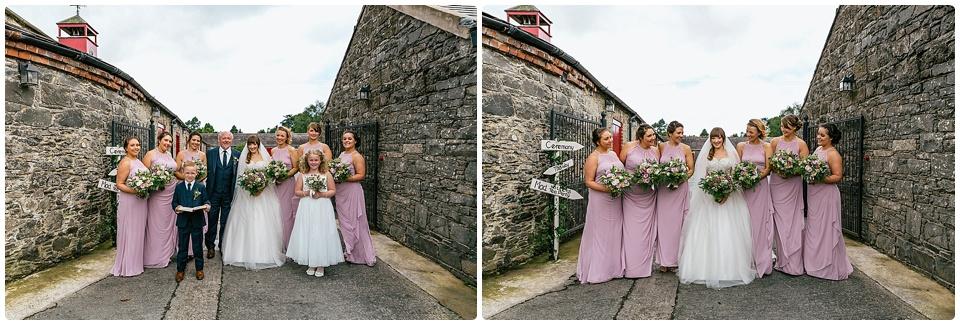 jade conor wedding photography larchfield estate 0113