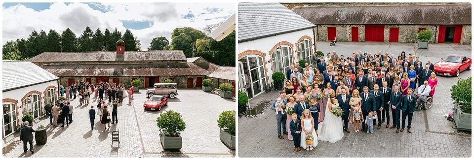 jade conor wedding photography larchfield estate 0130
