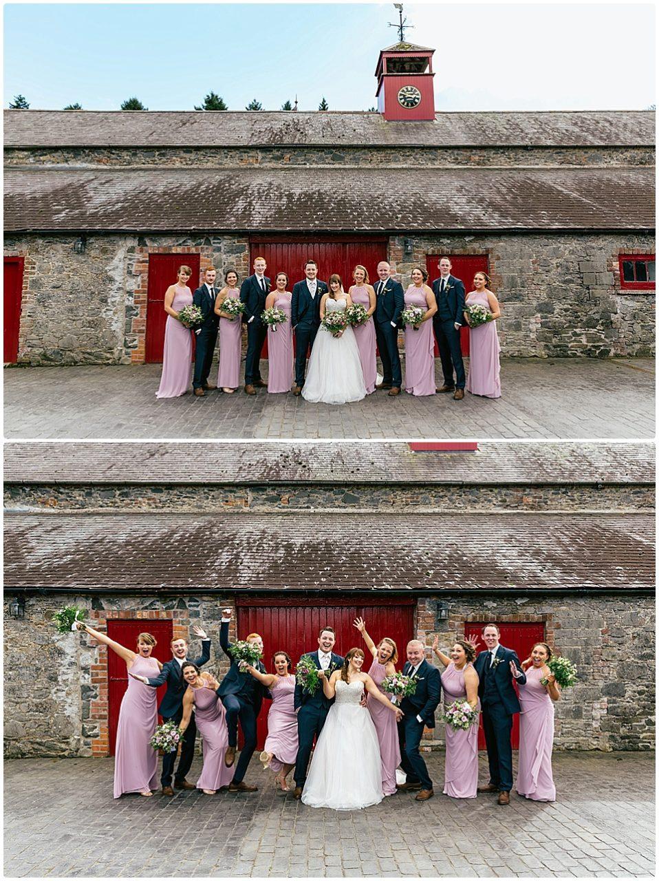 jade conor wedding photography larchfield estate 0153
