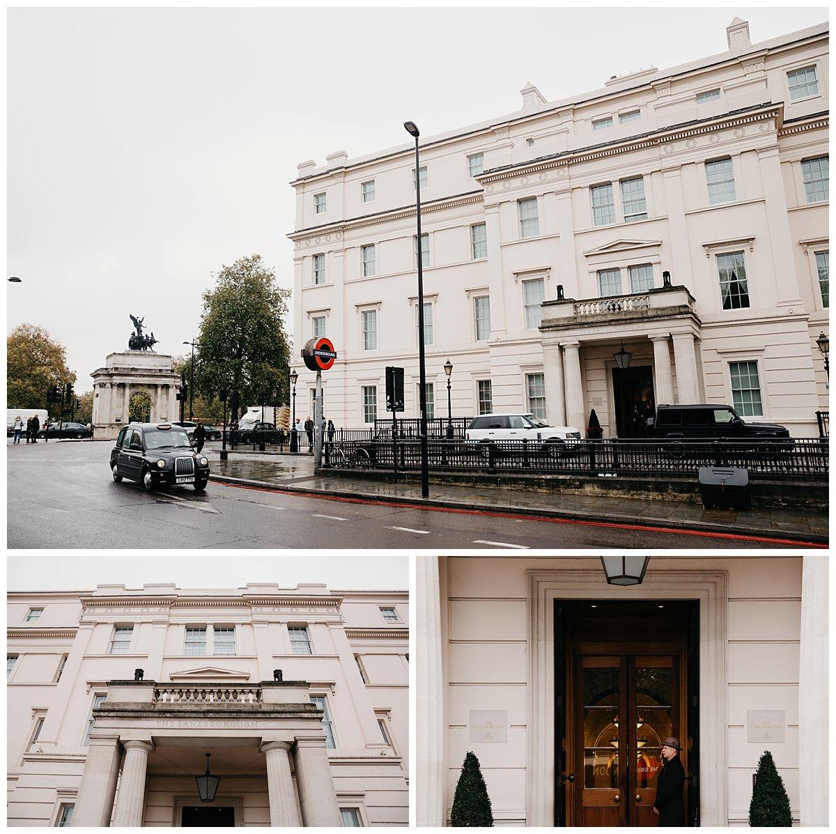 lanesborough hotel london wedding photographer 0001