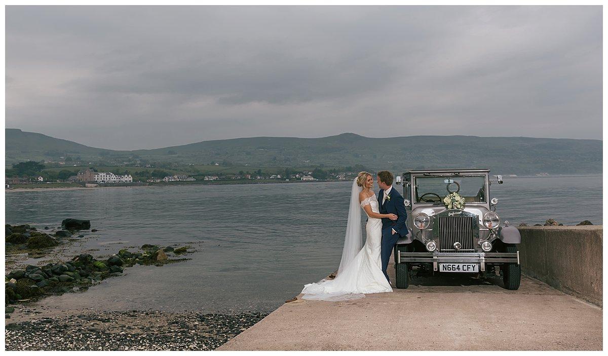 ballygally castle wedding photography 0026