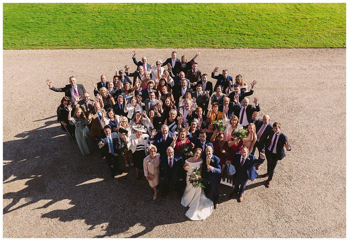 drenagh house estate wedding photography 0061