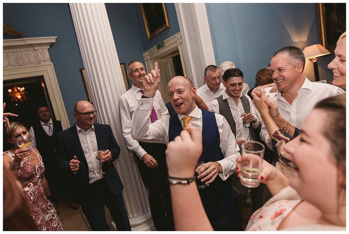 drenagh house estate wedding photography 0117